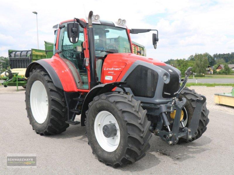 Traktor des Typs Lindner Geotrac 134 ep, Gebrauchtmaschine in Gampern (Bild 2)