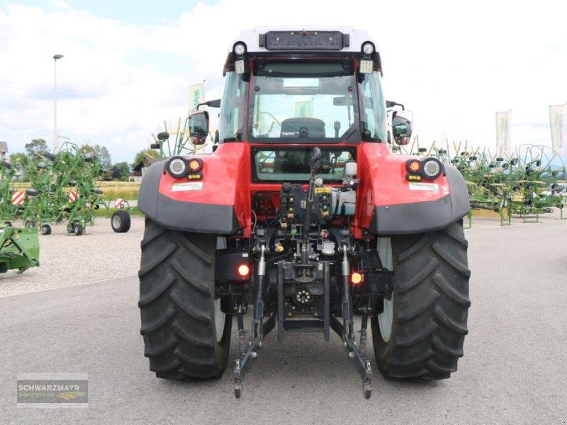 Traktor des Typs Lindner Geotrac 134 ep, Gebrauchtmaschine in Gampern (Bild 5)