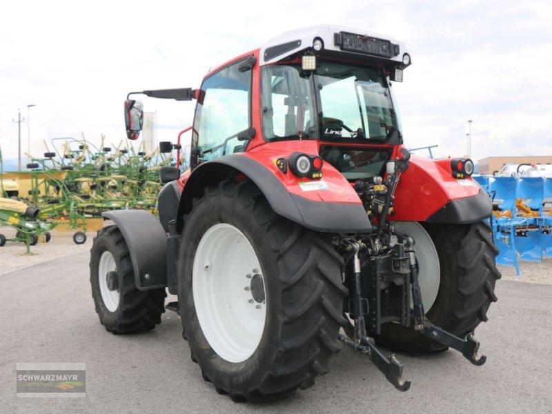 Traktor des Typs Lindner Geotrac 134 ep, Gebrauchtmaschine in Gampern (Bild 4)