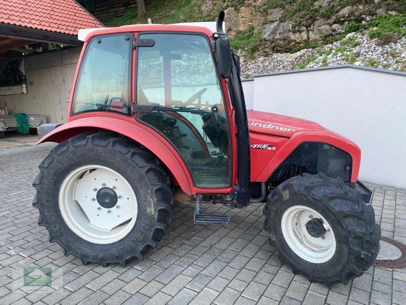 Traktor des Typs Lindner Geotrac 65, Gebrauchtmaschine in Klagenfurt (Bild 1)