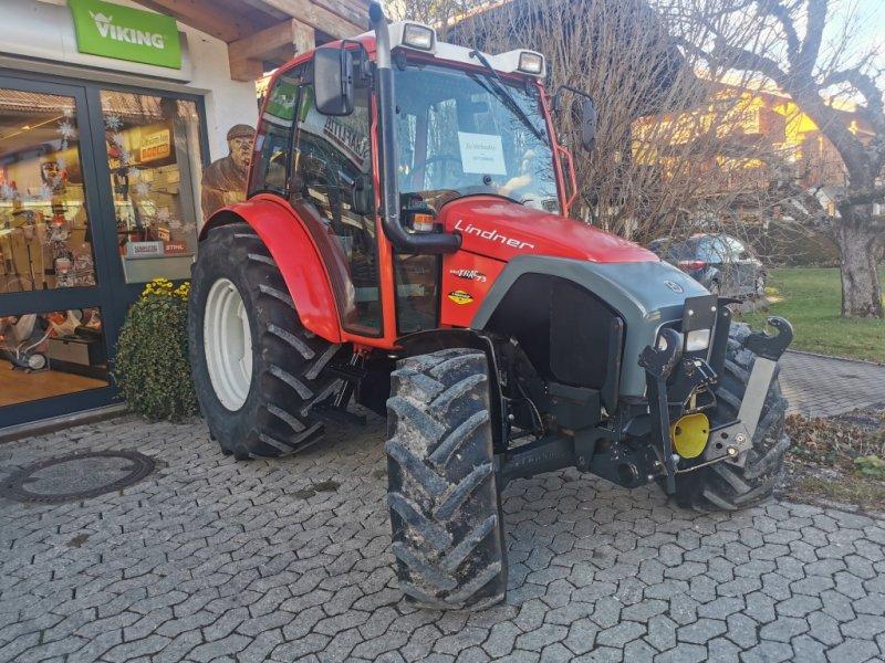 Traktor des Typs Lindner Geotrac 73 A, Gebrauchtmaschine in Rottach-Egern (Bild 1)