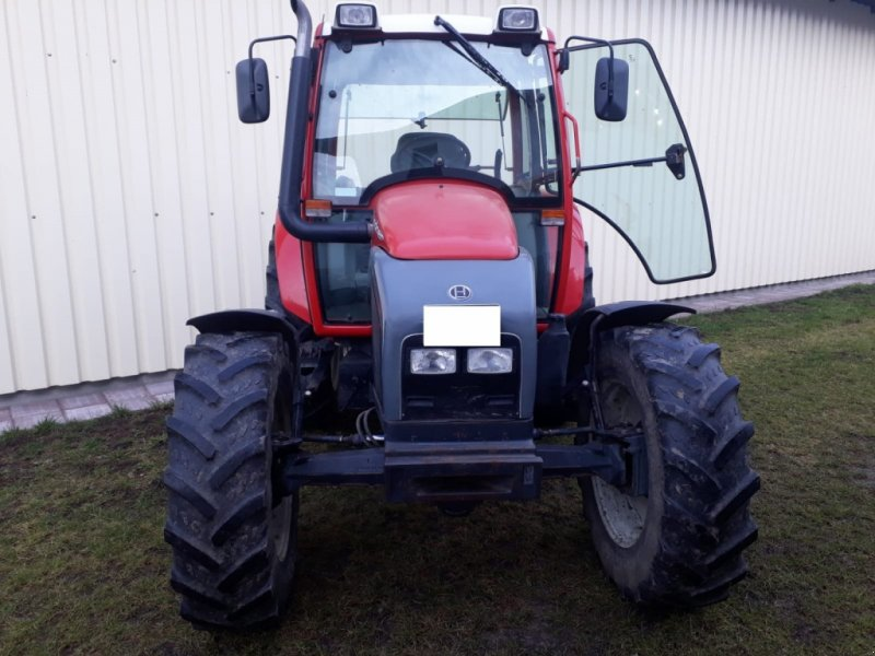 Traktor des Typs Lindner Geotrac 73 A, Gebrauchtmaschine in Abensberg (Bild 3)