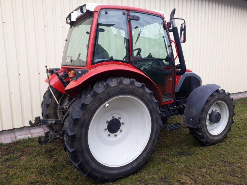 Traktor des Typs Lindner Geotrac 73 A, Gebrauchtmaschine in Abensberg (Bild 2)