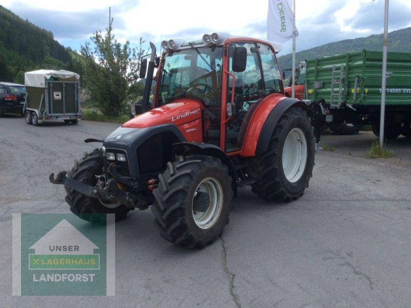 Traktor des Typs Lindner Geotrac 74, Gebrauchtmaschine in Murau (Bild 1)