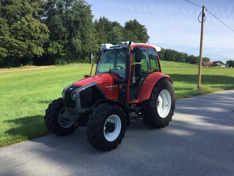 Traktor des Typs Lindner Geotrac 84 EP, Gebrauchtmaschine in Fürsteneck (Bild 1)