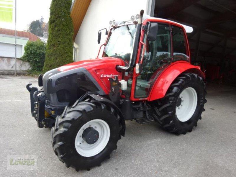 Traktor des Typs Lindner Geotrac 84 ep, Gebrauchtmaschine in Kaumberg (Bild 1)