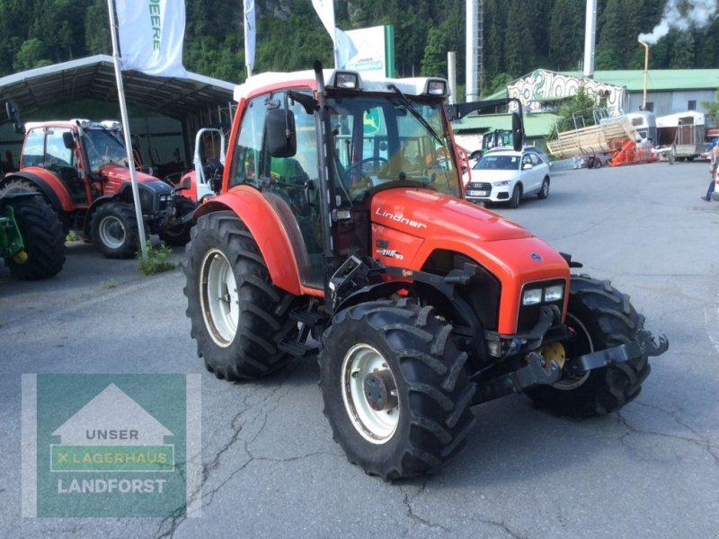 Traktor des Typs Lindner Geotrac 93 A, Gebrauchtmaschine in Murau (Bild 1)