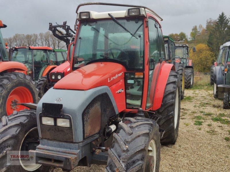 Traktor des Typs Lindner Geotrac 93, Gebrauchtmaschine in Mainburg/Wambach (Bild 1)