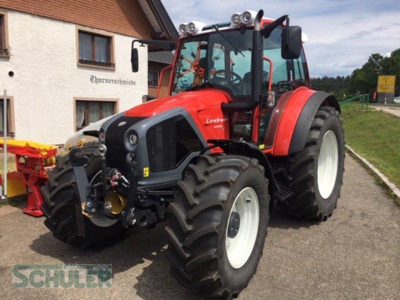 Traktor des Typs Lindner Geotrac 94 EP, Neumaschine in St. Märgen (Bild 1)