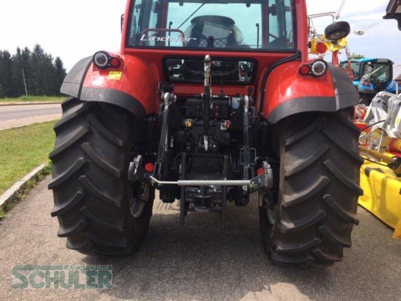 Traktor a típus Lindner Geotrac 94 EP, Neumaschine ekkor: St. Märgen (Kép 3)