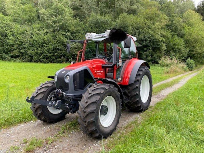 Traktor des Typs Lindner Geotrac 94 EP, Gebrauchtmaschine in Fürsteneck (Bild 1)