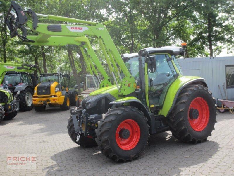 Traktor des Typs Lindner Lintrac 110, Gebrauchtmaschine in Bockel - Gyhum (Bild 1)