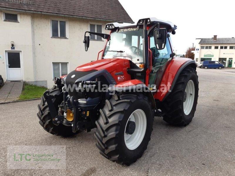 Traktor des Typs Lindner LINTRAC 110, Vorführmaschine in Kirchdorf (Bild 1)