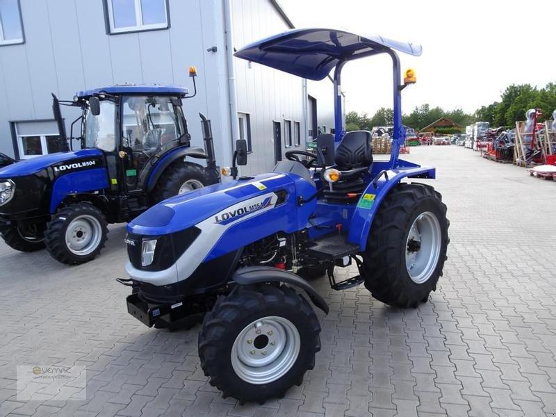 Traktor типа LOVOL Lovol 254 M254 25PS Foton Arbos Traktor Schlepper Allrad NEU, Neumaschine в Osterweddingen / Magdeburg (Фотография 1)