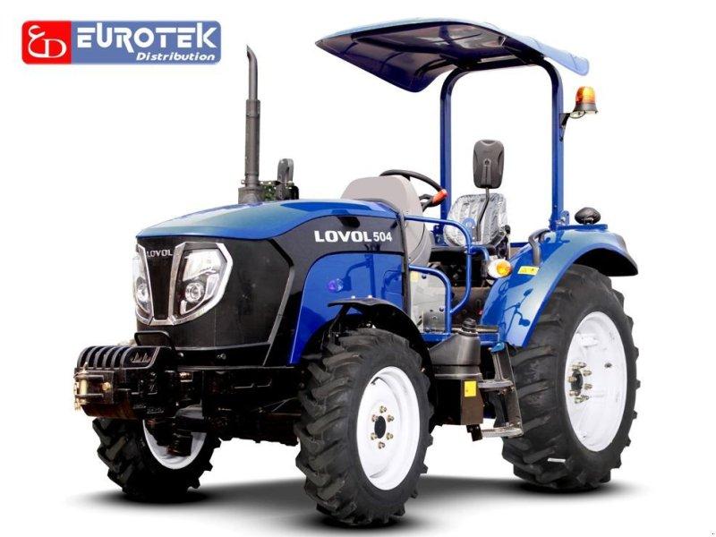 Traktor типа LOVOL M504, Gebrauchtmaschine в COUFFOULEUX (Фотография 1)