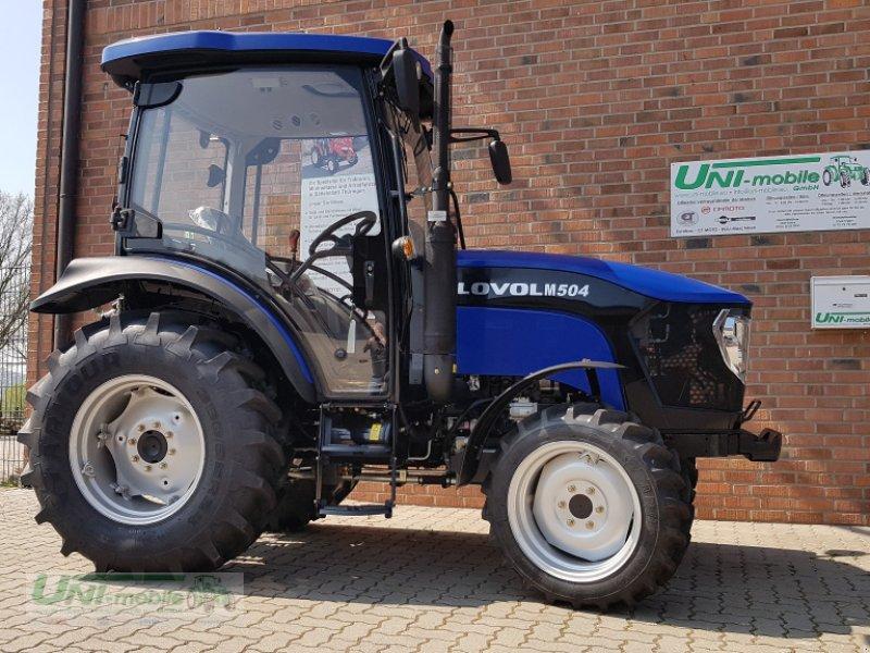 Traktor des Typs LOVOL M504, Neumaschine in Hörselberg-Hainich / OT Sättelstädt (Bild 1)