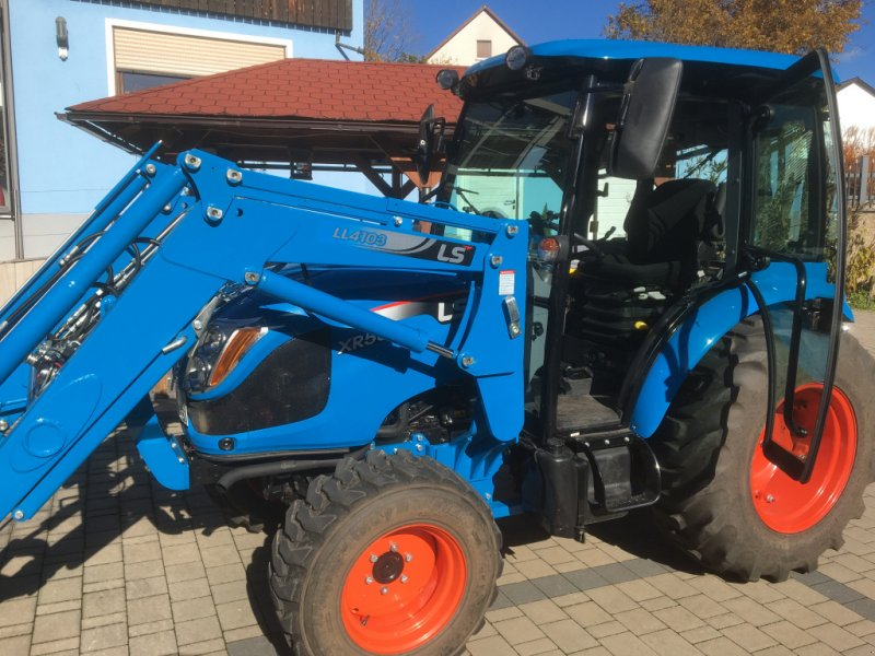 Traktor des Typs LS Schlepper XR 50 HST (48 PS), Gebrauchtmaschine in Cadolzburg (Bild 1)