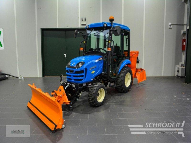 Traktor a típus LS Tractor KOMPAKTTRAKTOR J 27, Gebrauchtmaschine ekkor: Wildeshausen (Kép 1)