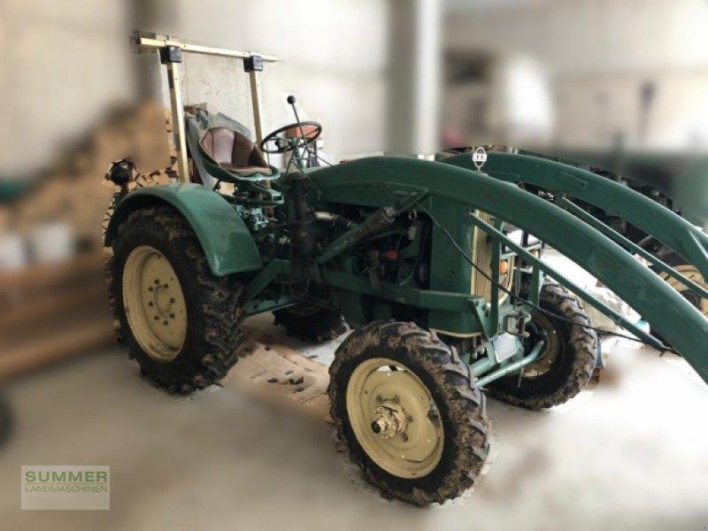 Traktor des Typs MAN 4N1, Gebrauchtmaschine in Pforzheim (Bild 1)