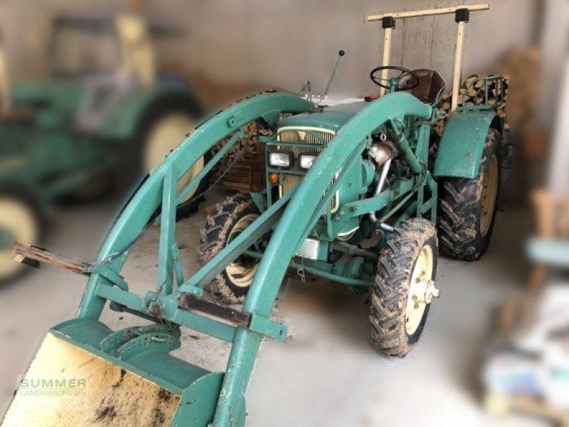 Traktor типа MAN 4N1, Gebrauchtmaschine в Pforzheim (Фотография 2)