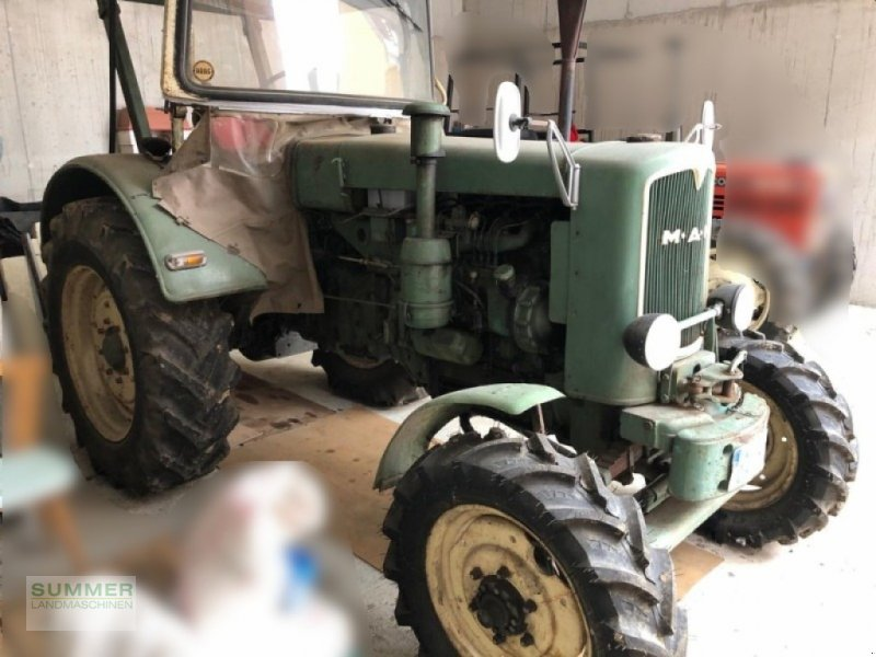 Traktor des Typs MAN 4R2, Gebrauchtmaschine in Pforzheim (Bild 1)