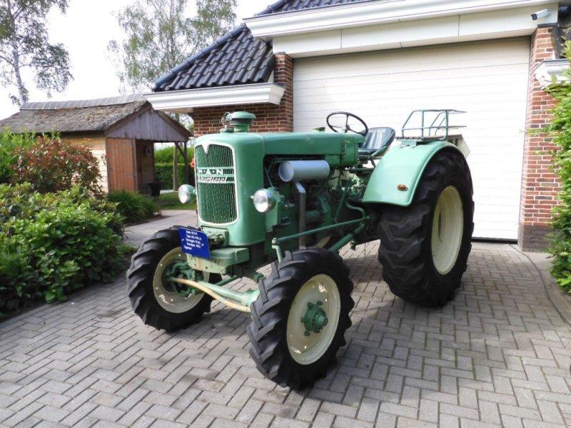 Traktor des Typs MAN As 440 A, Gebrauchtmaschine in IJsselmuiden (Bild 1)