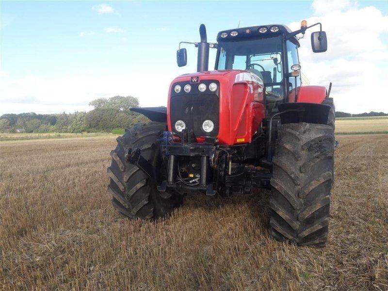 Traktor des Typs Massey Ferguson >8480 Dyna VT frontlift og PTO, Gebrauchtmaschine in Brædstrup (Bild 3)