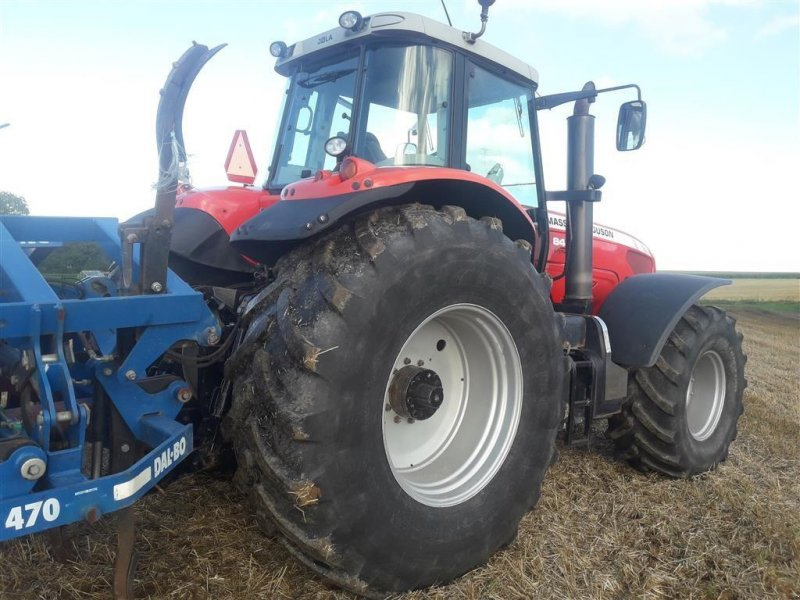 Traktor des Typs Massey Ferguson >8480 Dyna VT frontlift og PTO, Gebrauchtmaschine in Brædstrup (Bild 4)