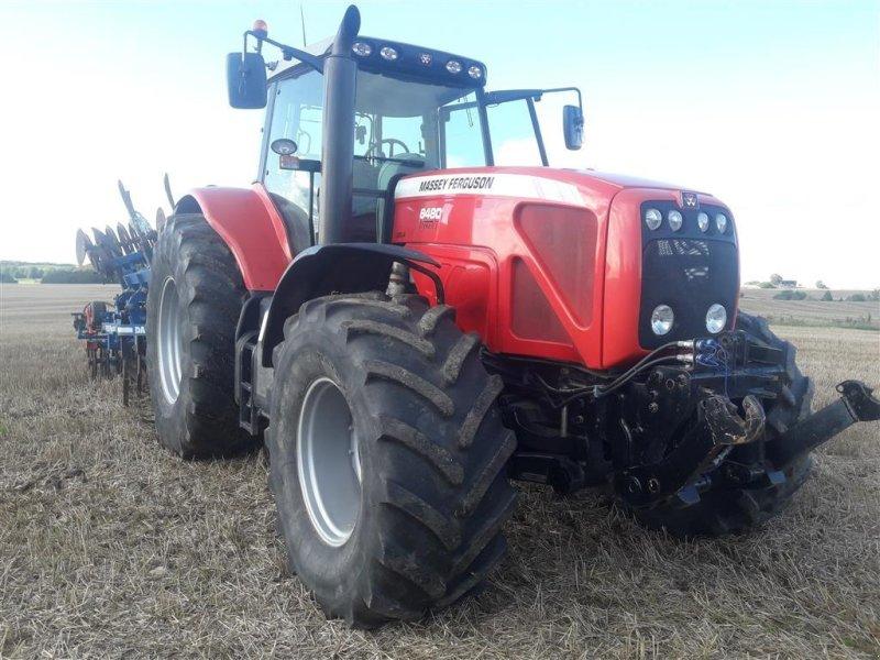 Traktor des Typs Massey Ferguson >8480 Dyna VT frontlift og PTO, Gebrauchtmaschine in Brædstrup (Bild 2)