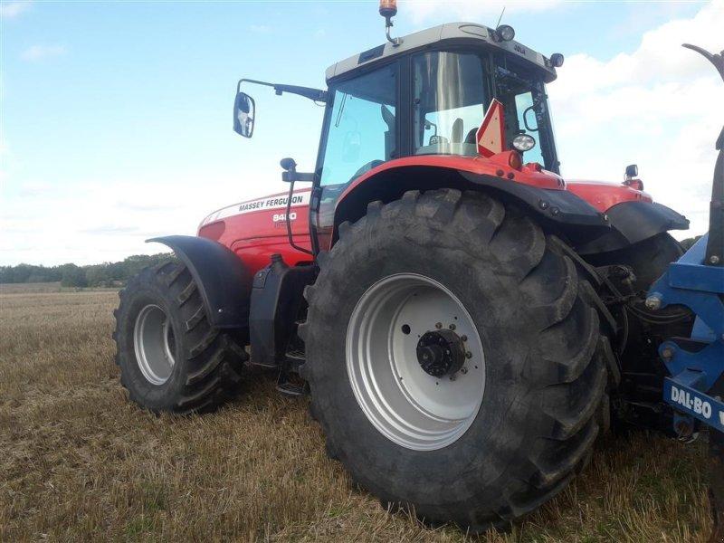 Traktor des Typs Massey Ferguson >8480 Dyna VT frontlift og PTO, Gebrauchtmaschine in Brædstrup (Bild 6)