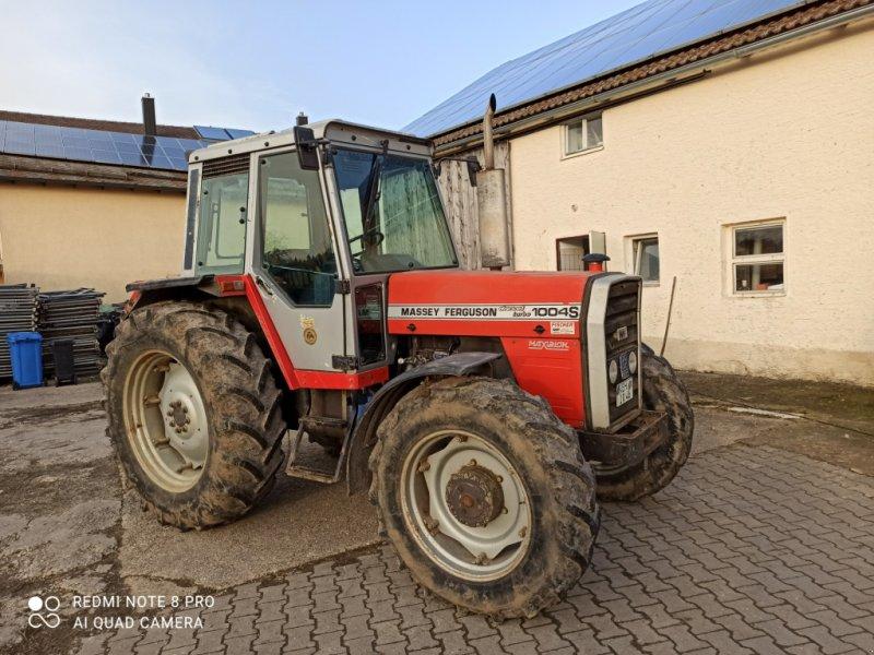 Traktor des Typs Massey Ferguson 1004, Gebrauchtmaschine in Essing (Bild 1)