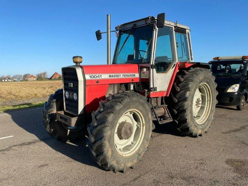 Traktor a típus Massey Ferguson 1004T, Gebrauchtmaschine ekkor: Callantsoog (Kép 1)