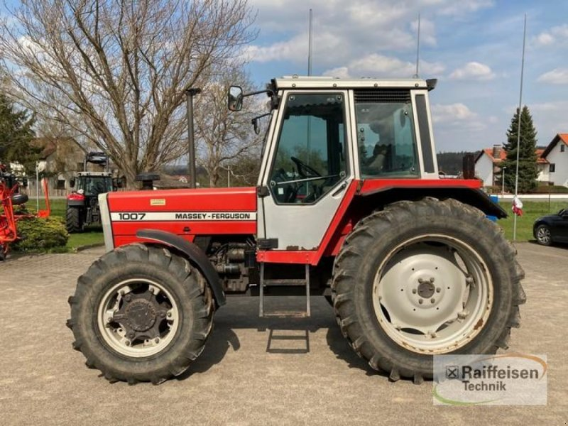 Traktor des Typs Massey Ferguson 1007 A, Gebrauchtmaschine in Trendelburg (Bild 1)