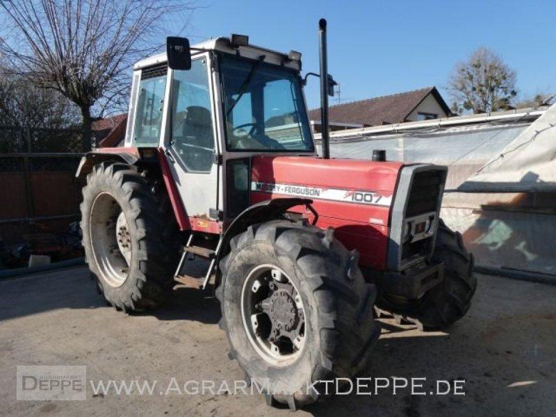 Traktor des Typs Massey Ferguson 1007A, Gebrauchtmaschine in Bad Lauterberg-Barbis (Bild 1)