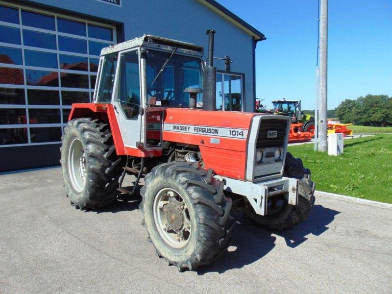 Traktor des Typs Massey Ferguson 1014 A, Gebrauchtmaschine in Neukirchen am Walde  (Bild 1)