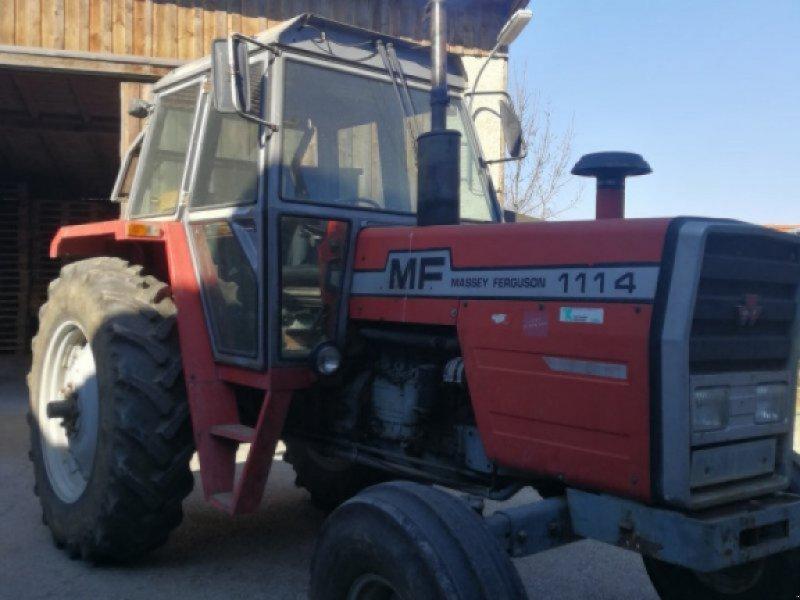 Traktor des Typs Massey Ferguson 1114, Gebrauchtmaschine in Rastbach (Bild 1)