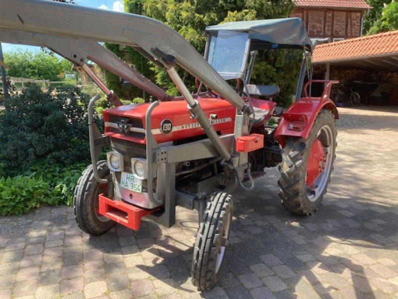 Traktor des Typs Massey Ferguson 130, Gebrauchtmaschine in Homberg/Efze (Bild 1)