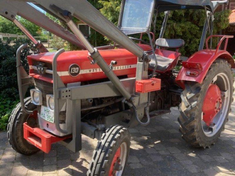Traktor des Typs Massey Ferguson 130, Gebrauchtmaschine in Homberg/Efze (Bild 2)