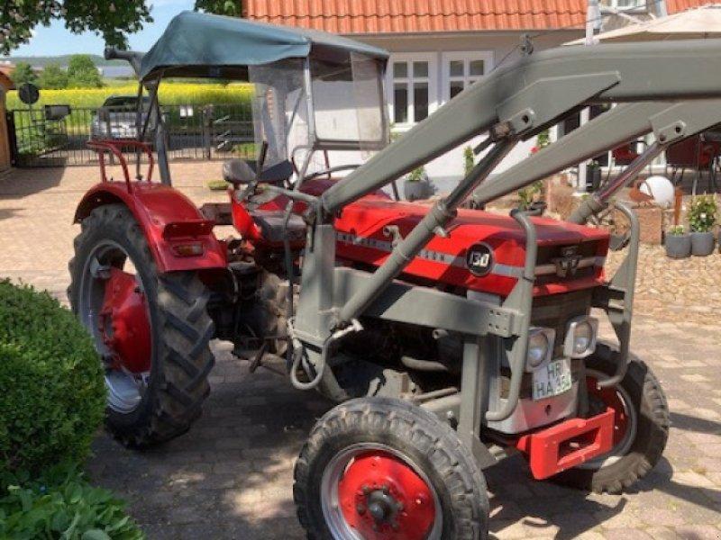 Traktor des Typs Massey Ferguson 130, Gebrauchtmaschine in Homberg/Efze (Bild 3)