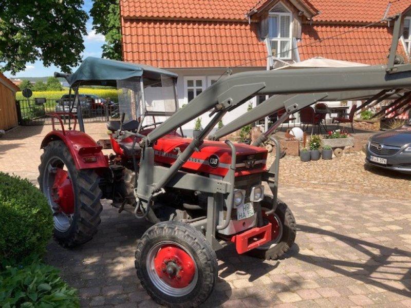 Traktor des Typs Massey Ferguson 130, Gebrauchtmaschine in Homberg/Efze (Bild 4)