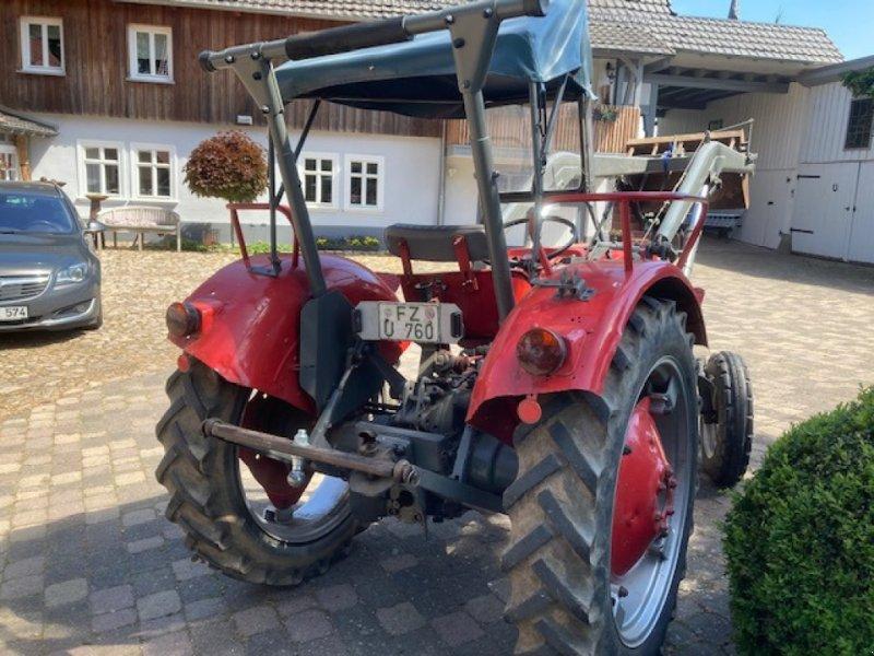 Traktor des Typs Massey Ferguson 130, Gebrauchtmaschine in Homberg/Efze (Bild 5)