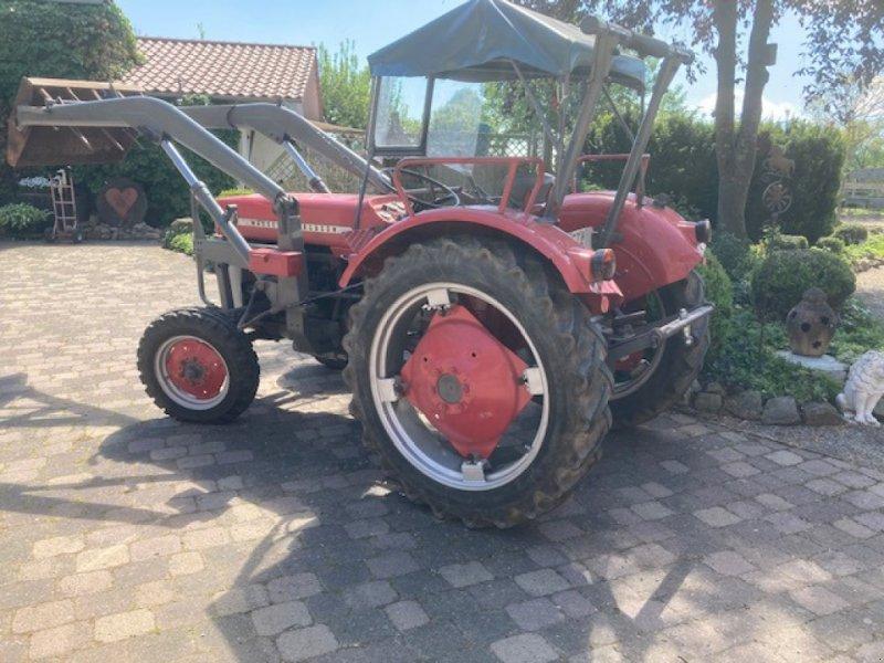 Traktor des Typs Massey Ferguson 130, Gebrauchtmaschine in Homberg/Efze (Bild 6)
