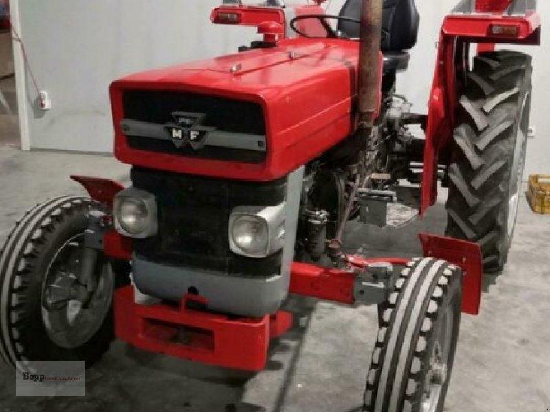 Traktor des Typs Massey Ferguson 133, Gebrauchtmaschine in Walldürn/Altheim (Bild 1)