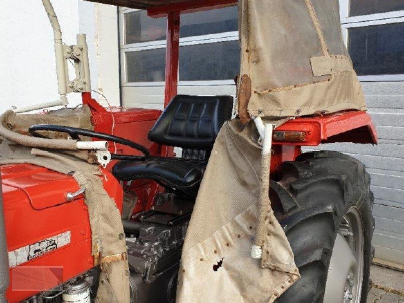 Traktor des Typs Massey Ferguson 133, Gebrauchtmaschine in Kleinlangheim - Atzhausen (Bild 3)