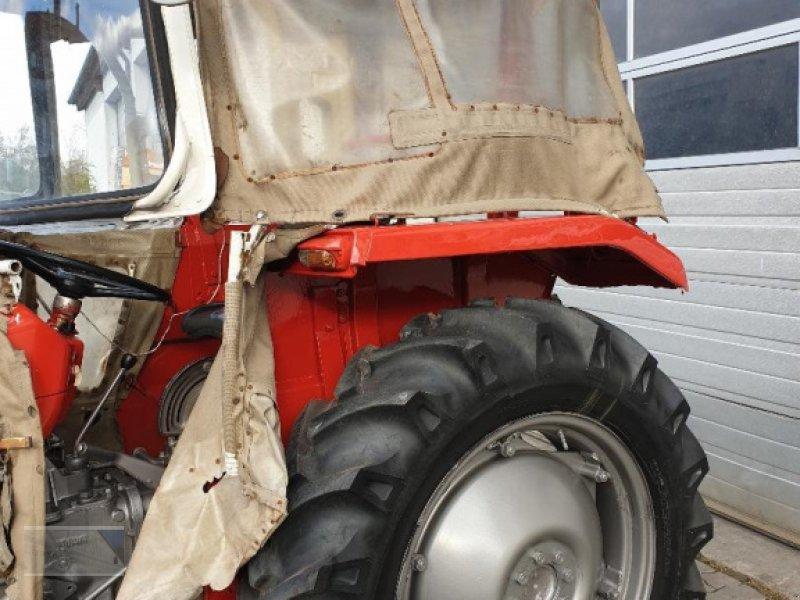 Traktor des Typs Massey Ferguson 133, Gebrauchtmaschine in Kleinlangheim - Atzhausen (Bild 4)