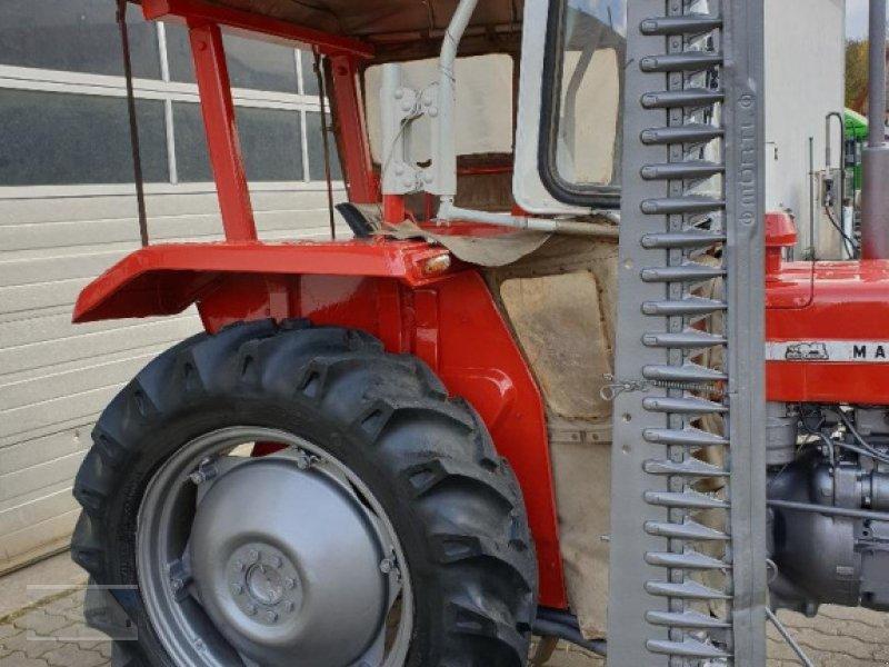 Traktor des Typs Massey Ferguson 133, Gebrauchtmaschine in Kleinlangheim - Atzhausen (Bild 5)
