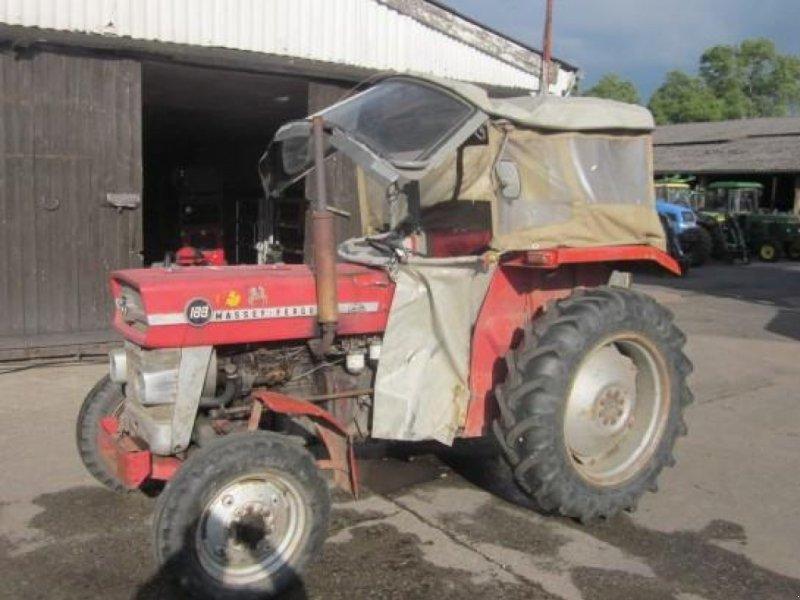 Traktor des Typs Massey Ferguson 133, Gebrauchtmaschine in Ziegenhagen (Bild 1)