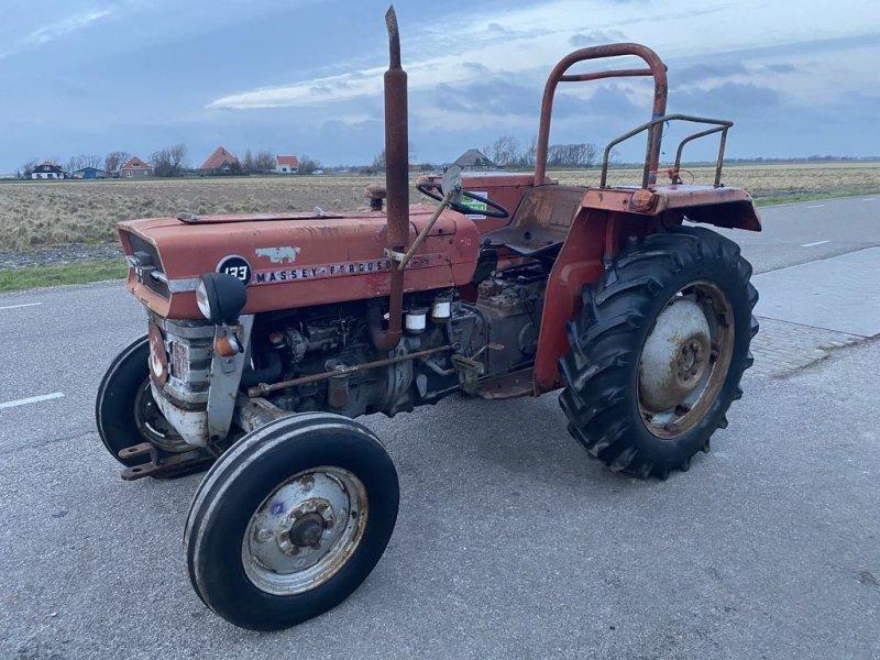Traktor a típus Massey Ferguson 133, Gebrauchtmaschine ekkor: Callantsoog (Kép 1)