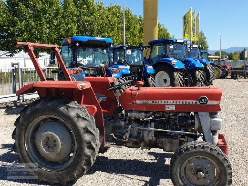 Traktor des Typs Massey Ferguson 133, Gebrauchtmaschine in Lichtenau Stadtgebiet (Bild 1)