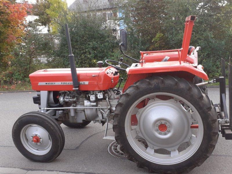 Traktor typu Massey Ferguson 133, Gebrauchtmaschine w Mühlheim (Zdjęcie 1)